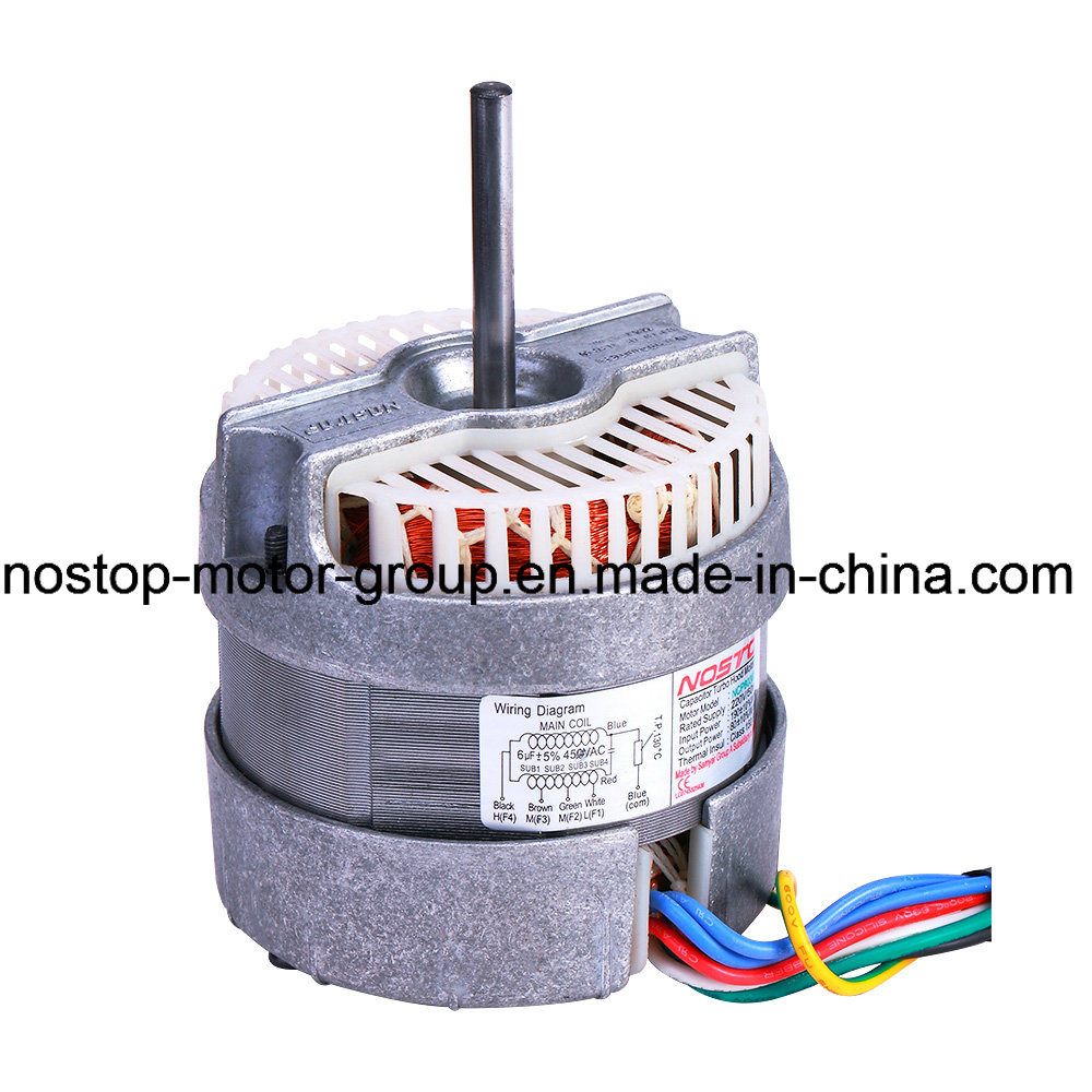 China Ac Motor Manufacturers Suppliers Inducer Fan Wiring Diagram