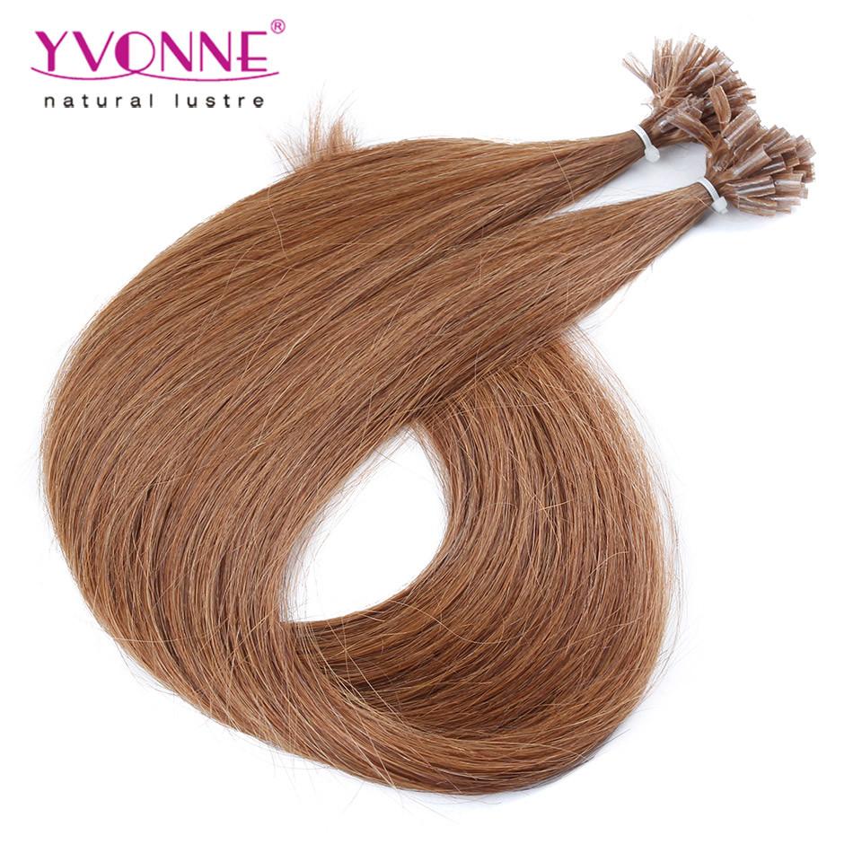 China Top Quality Wholesale U Tip Human Hair Extensions Photos