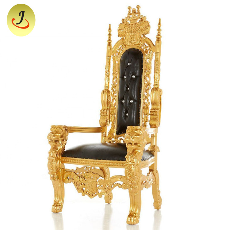 China Wedding Decoration Lion King Throne Chair for Sale ...