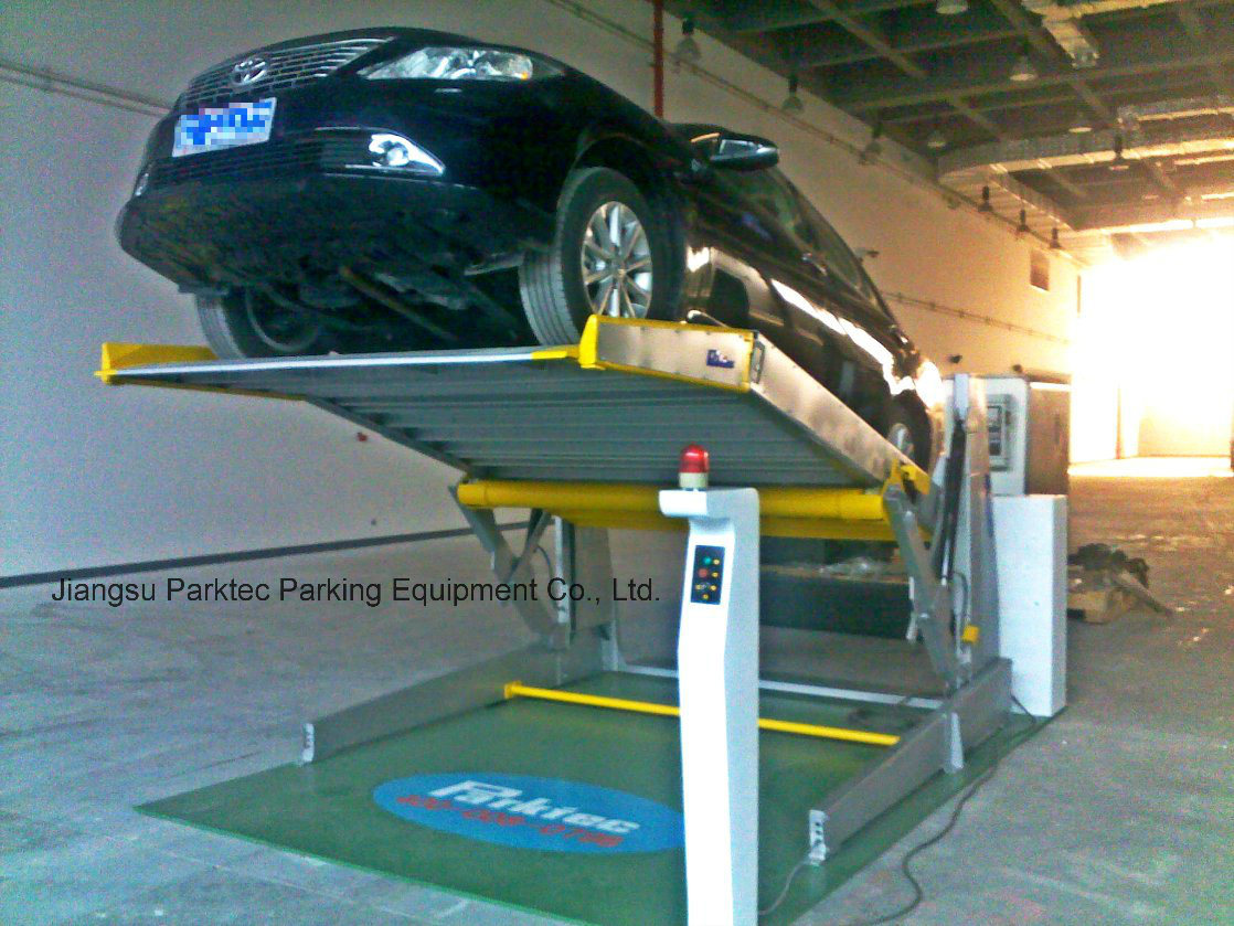 Hydraulic Mini Parking Lift