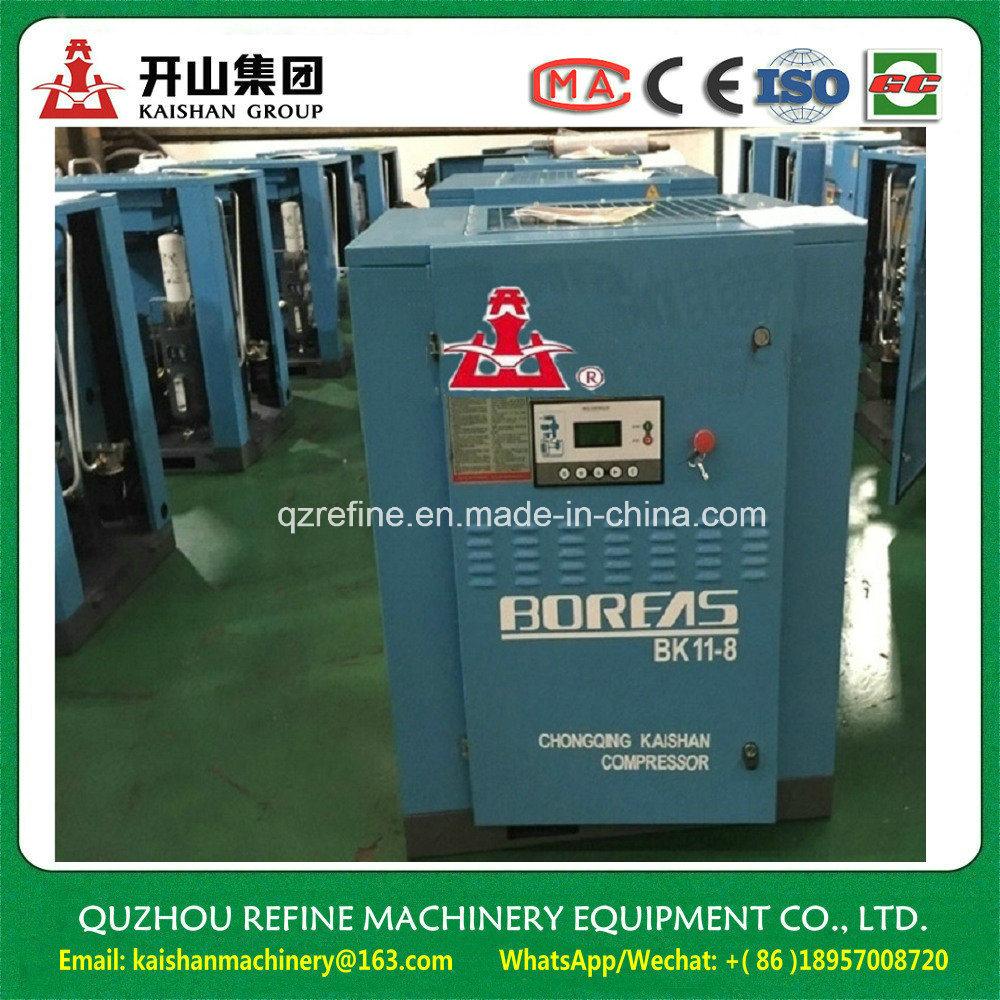 [Hot Item] BK11-8G 15HP 60CFM/8BAR Direct Driving Screw Air Compressor