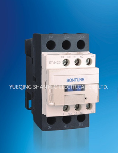 Sontune St1n09 (LC1) 3p 4p AC Contactor pictures & photos