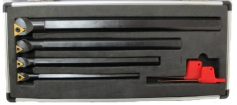 Cutoutil Indexable Carbide Boring Bar Set S-Stfcr