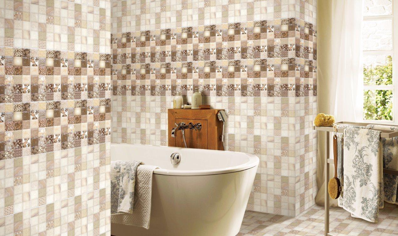 China Building Material 250X400 Inkjet Bathroom Glazed Ceramic Wall ...