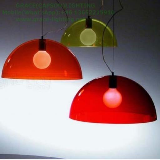 China modern acrylic pendant light diferent color in stock gd 0020 modern acrylic pendant light diferent color in stock gd 0020 1 aloadofball Images