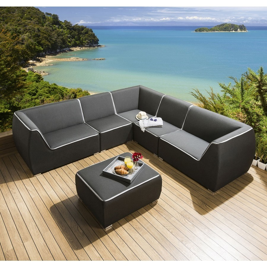 China Modern Outdoor Garden Home Patio Sets Leisure Fabric Lounge