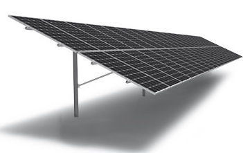 Grid Tied Industrial Solar Ground Mounting System