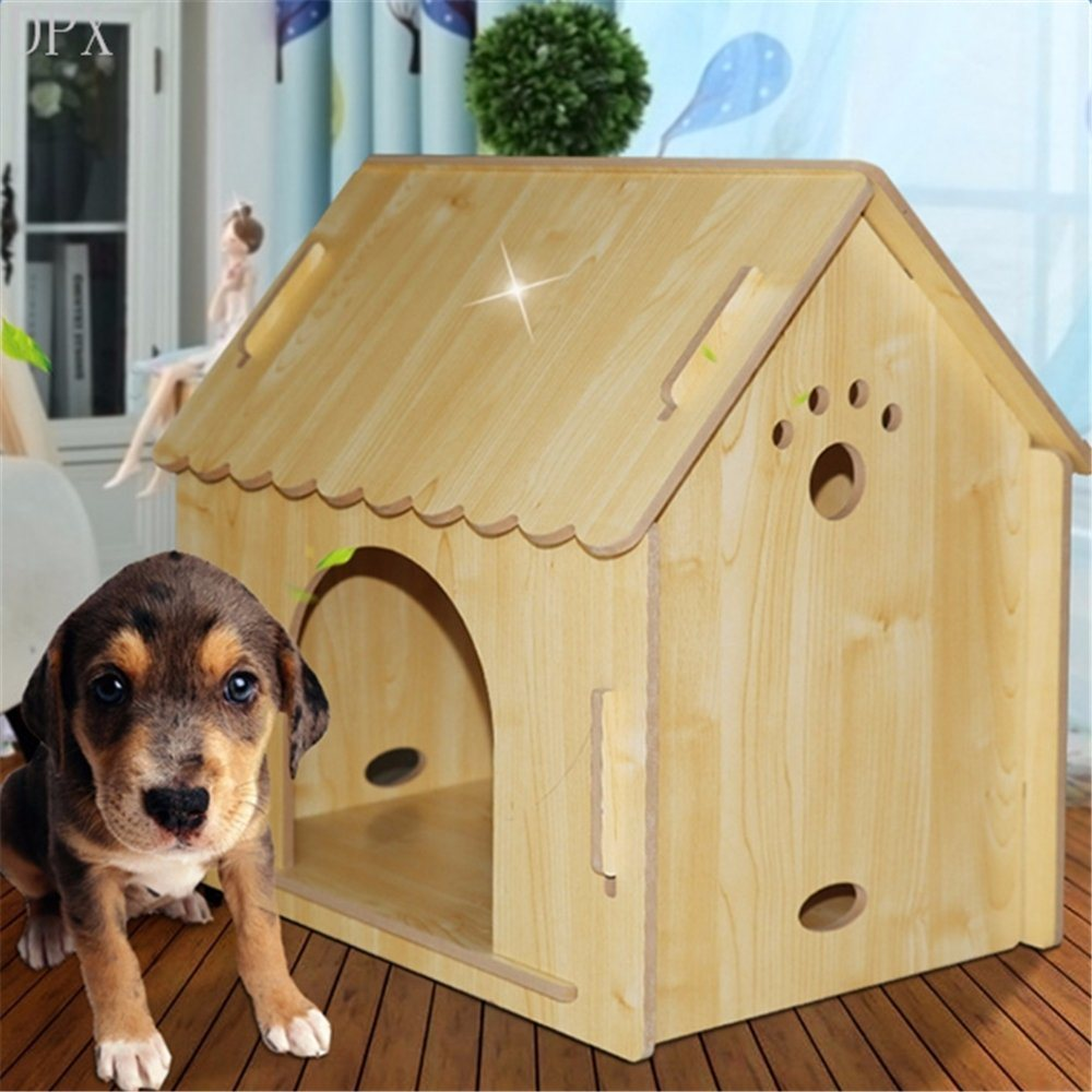 Pet Products Pet Cage Pet Product Pet Supply Wooden Pet Cage Dog House pictures & photos