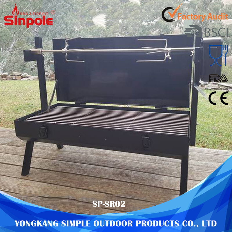 Magnificent Hot Item Large Commercial Charcoal Vertical Outdoor Bbq Rotisserie Grill Machine Pdpeps Interior Chair Design Pdpepsorg