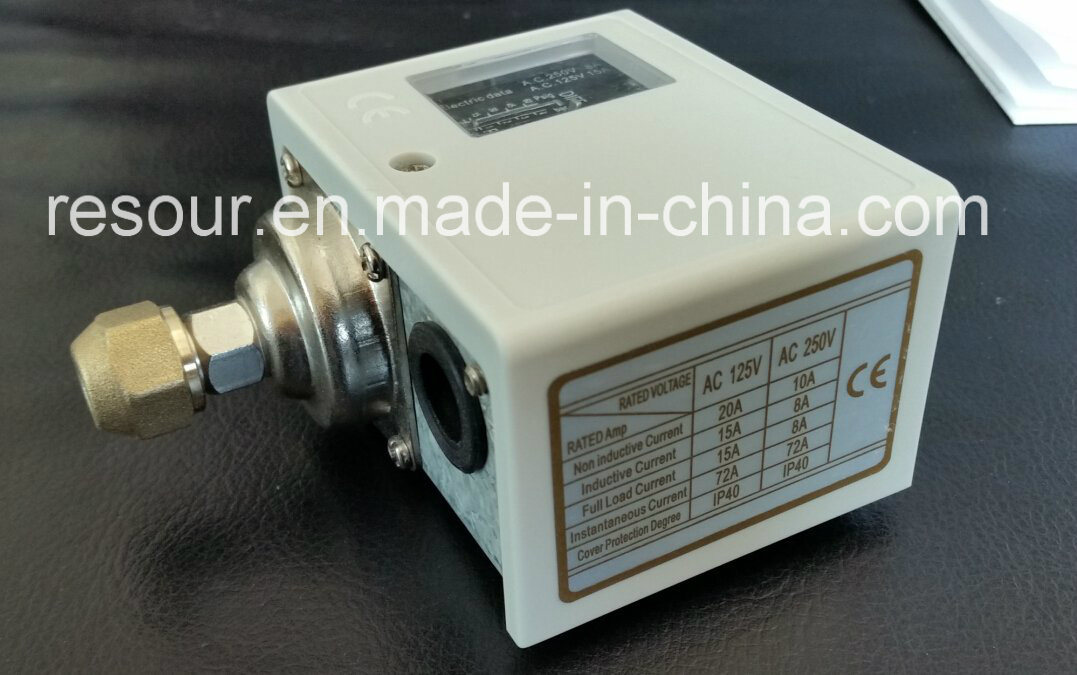 Automatic/Manual/Semi-Automatic Pressure Controller, Pressure Switch pictures & photos