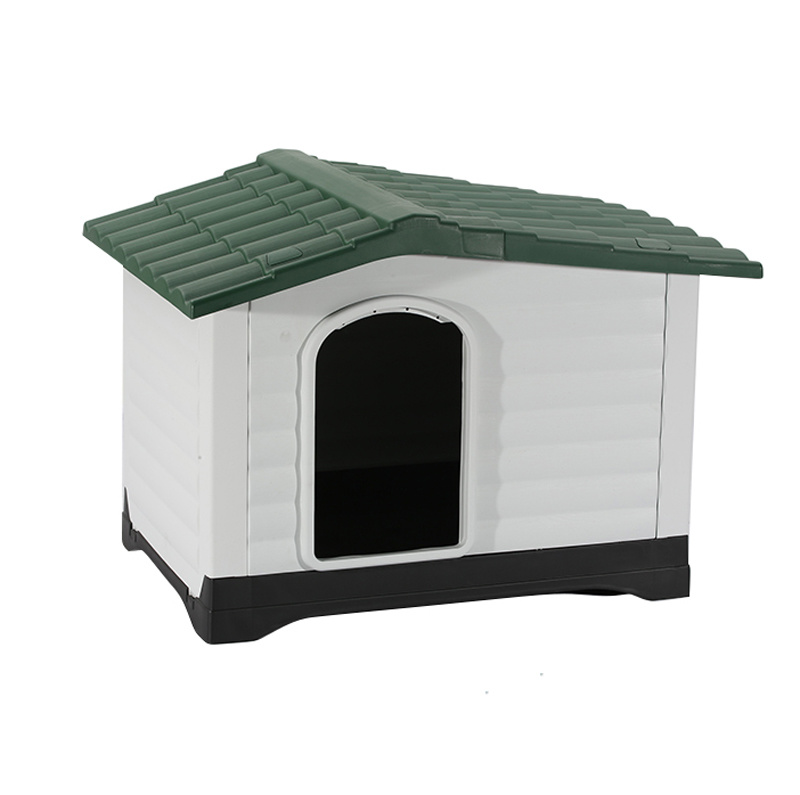 Top Sale Guaranteed Quality Water Proof Plastic Outdoor Dog House Pet Kennel
