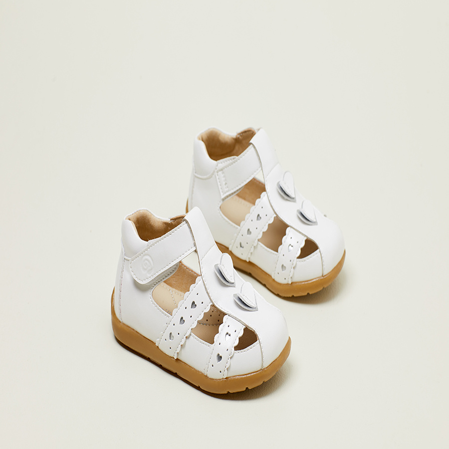 Popular Baby Leather Girl Shoes