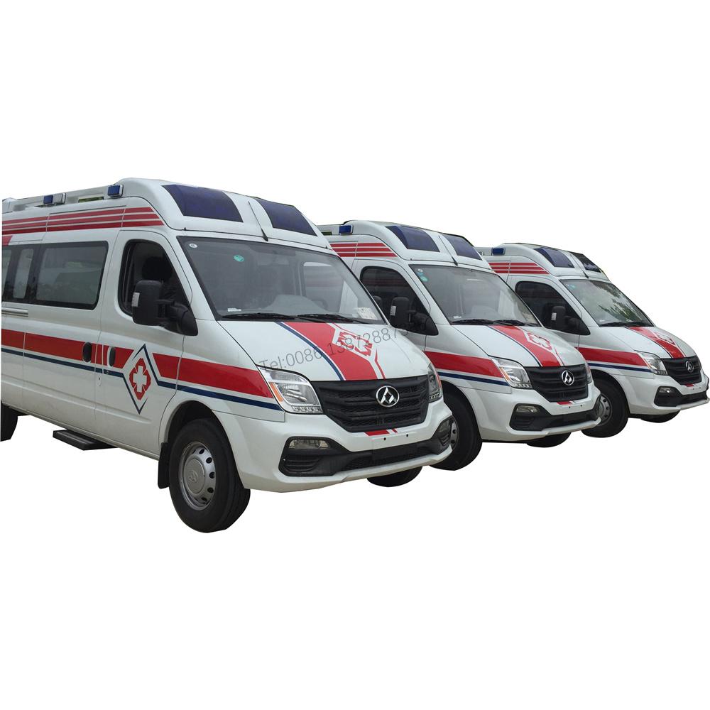 Ambulance For Sale >> China Chengli Monitor Ford Saic Iveco Benz 4x2 4x4 Ambulance For