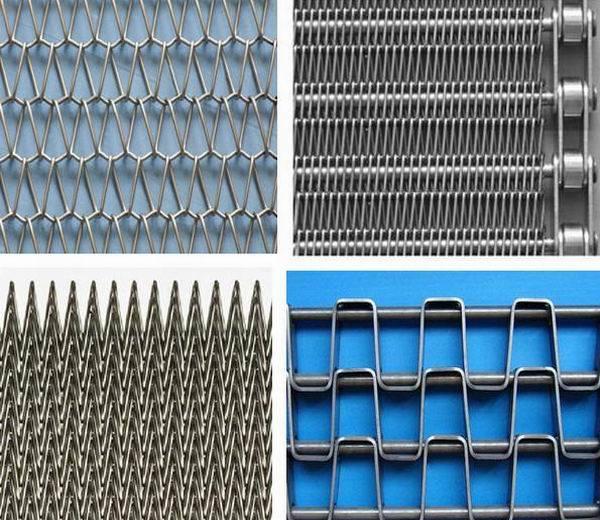 China Metal Conveyor Belt Mesh/Stainless Steel Chain Conveyor Belt ...