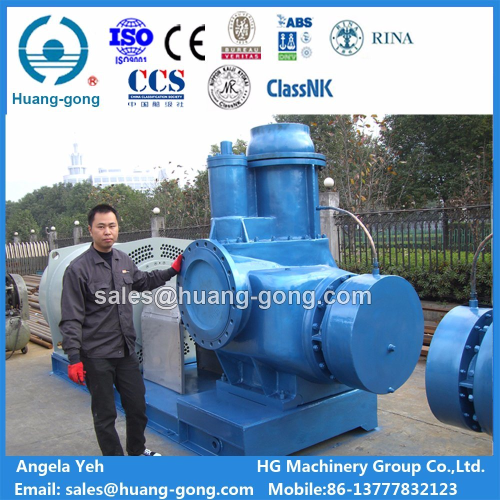 Huanggong Machinery Twin Screw Pump 2hm9800-80