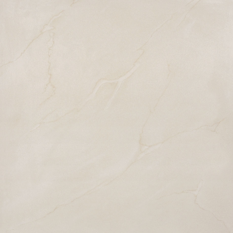 China White Off--Polished Porcelain Tile (5A817)