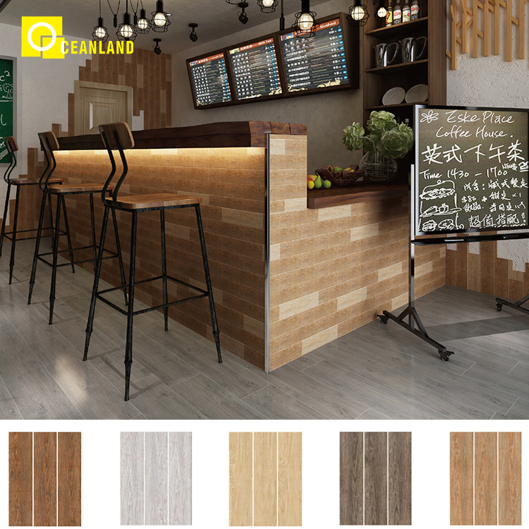 China Oceanland Soundproof Wood Tiles