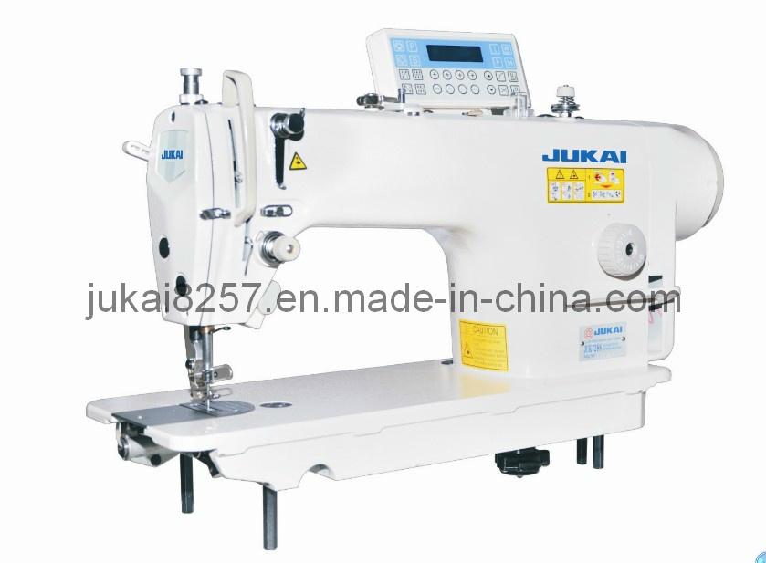 China HighSpeed Lockstitch Sewing Machine With Automatic Thread Extraordinary Jukai Sewing Machine