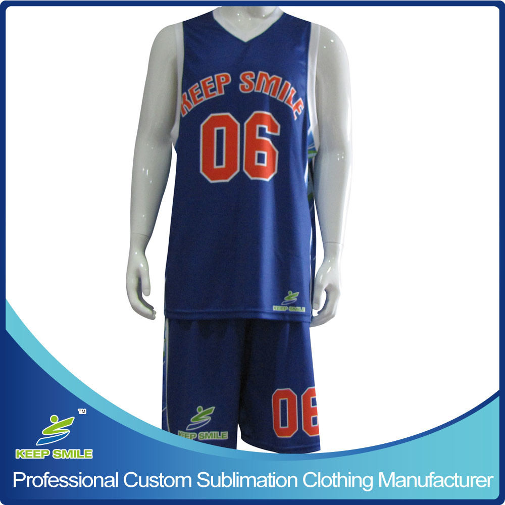 8a4269d39d3 China Dry-Fit Custom Full Sublimation Printing Premium Basketball Uniforms  - China Basketball Suit, Basketball Jerseys
