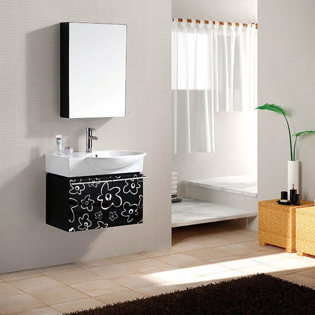 China Iraq Markets Popular Solidwood Bathroom Vanity Mirror Storage 3154a China Furniture Home Furniture