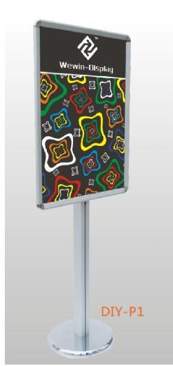 China DIY Poster--Snap Frame Stand - China Poster Stand, Snap Frame ...