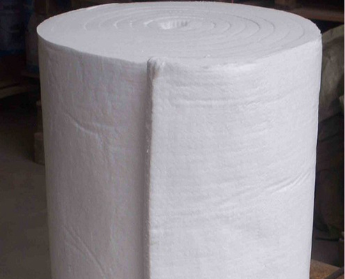 Good Performance in Thermal Insulation Ceramic Fiber Blanket