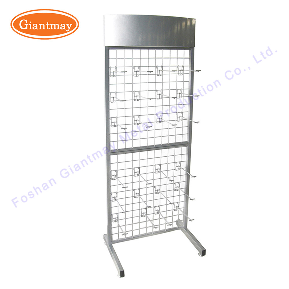 China Light Duty Wire Mesh Powder Coating Hanging Metal Socks ...