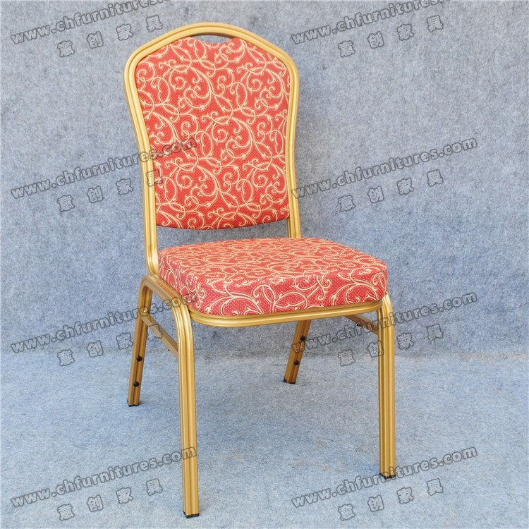 china yc zl170 aluminum stackable fancy seat used banquet chairs for