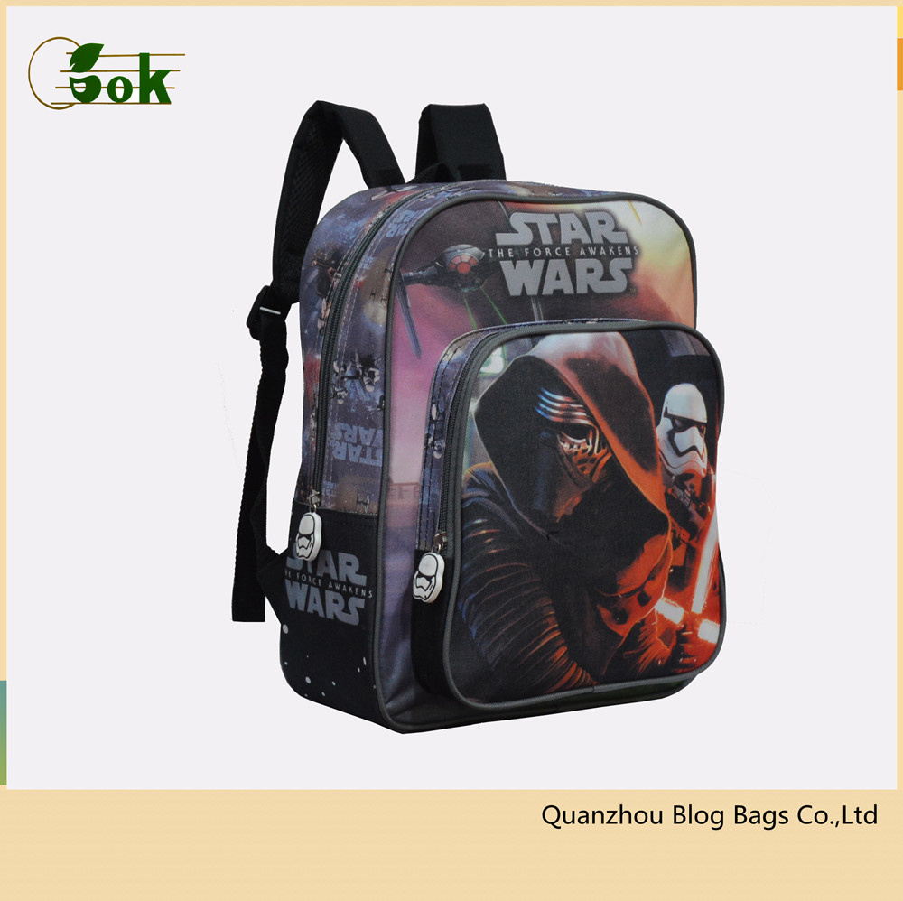 China Cool Star Wars Baby Kids School Book Bags for Boys - China Baby Book  Bags 5a2bf8cae42d