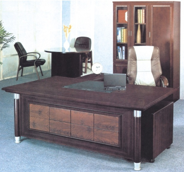 China Latest Modern Executive Desk Office Table Design Wooden Office Desk Fec14 China Executive Table Office Table