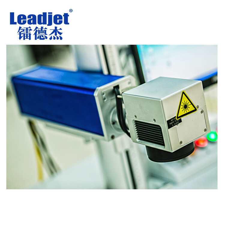 Leadjet Fiber Laser Marking Machine for Pipes pictures & photos