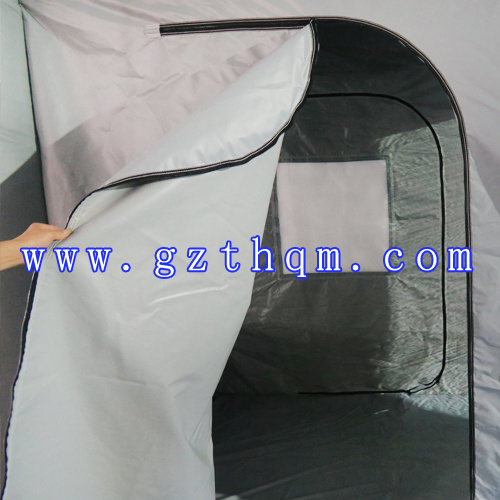 PVC Inflatable Spray Paint Tent/Inflatable Cube Tent/Inflatable Dome Tent pictures & photos