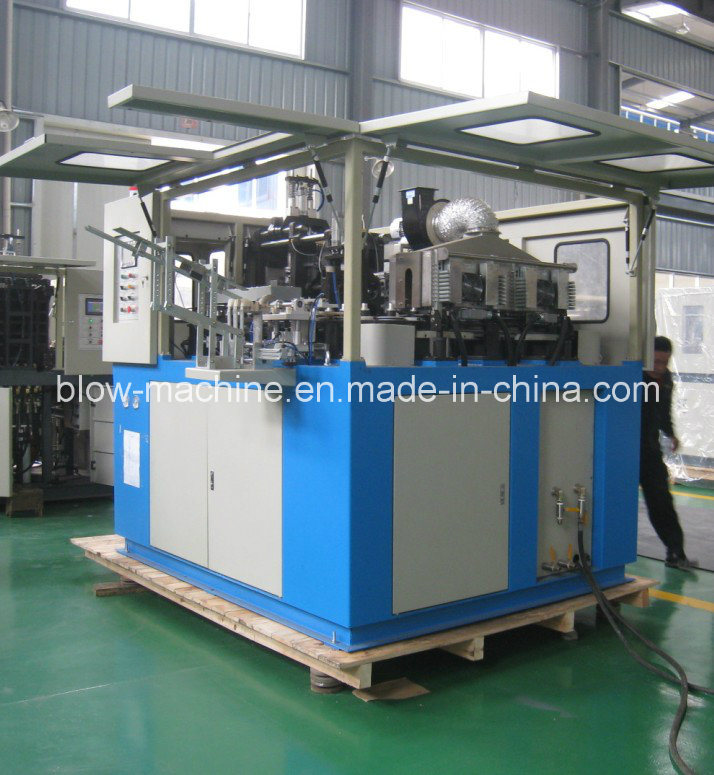 0.2L -2L 2 Caities Pet Drink Bottle Blowing Mould Machine with Ce