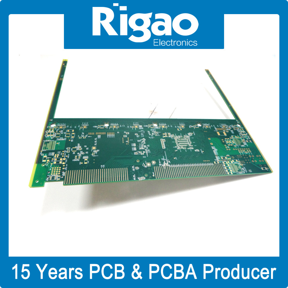 China Tg180 16 Layers Pcb Board Multilayer Control Mainboard 94vo Circuit Six Layer Hasl Lf 16layer