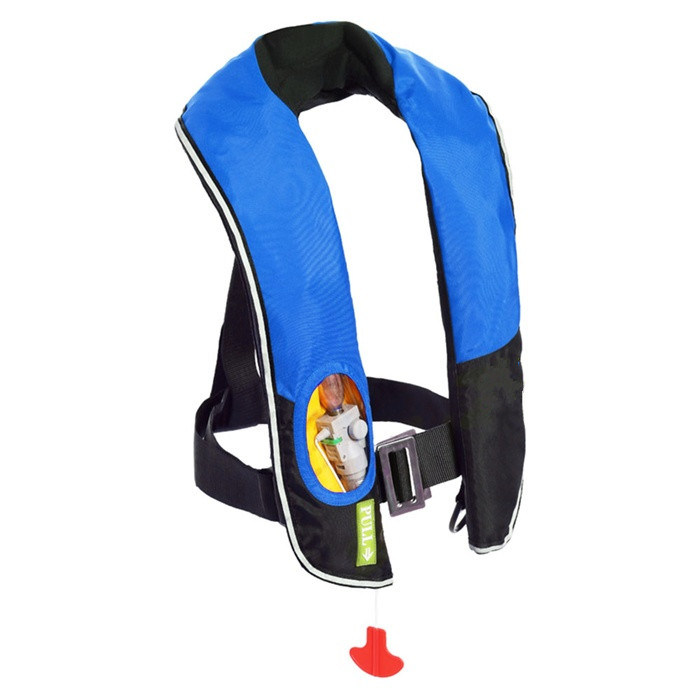 275n Automatic and Manual Inflatable Lifevest CE Approved 150n Marine Inflatable Lifejackets for Sale