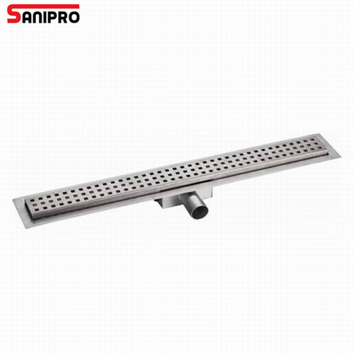304 Stainless Steel Drain with Siphon for Bath Bathroom Shower Drain