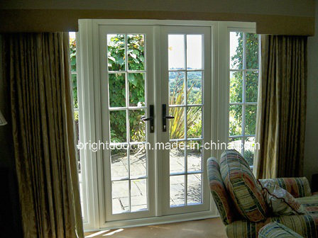 China Upvc White Internal French Doors Photos Pictures Made In