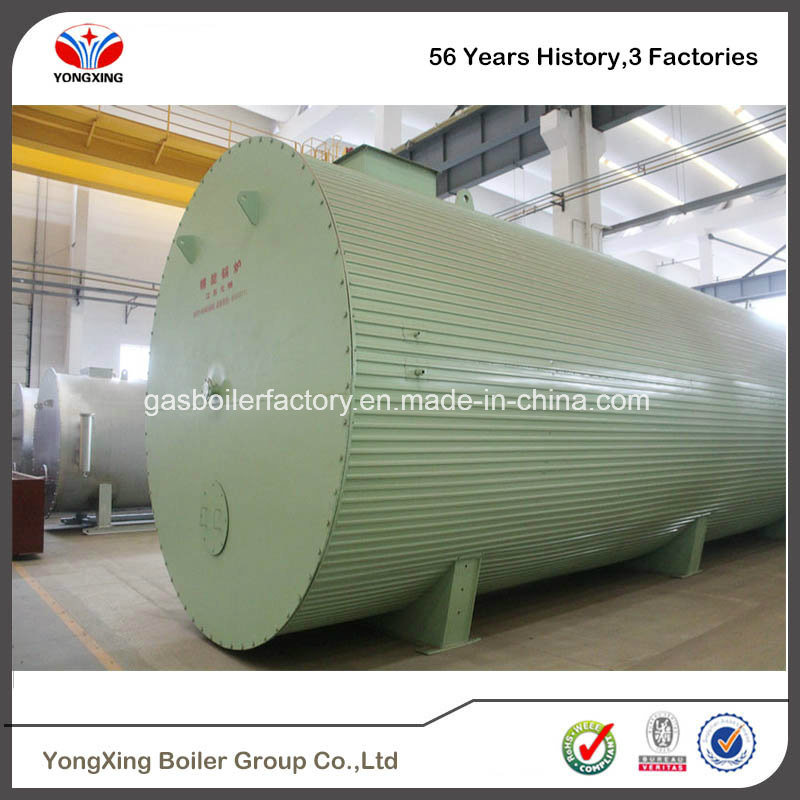 China Yqw700 Thermal Oil Boilers Used as Home Heating Boiler Photos ...
