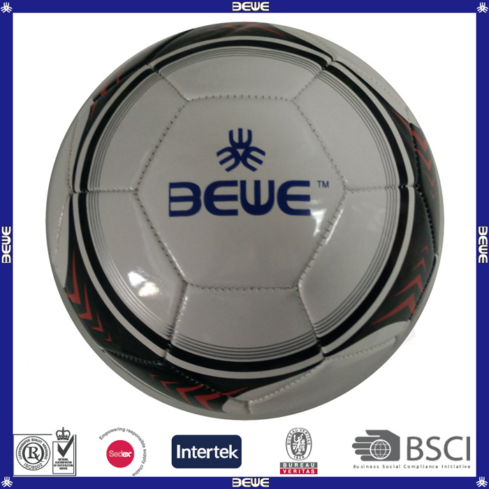 Machine Stitched Official Size 5 Promotion PVC Football pictures & photos