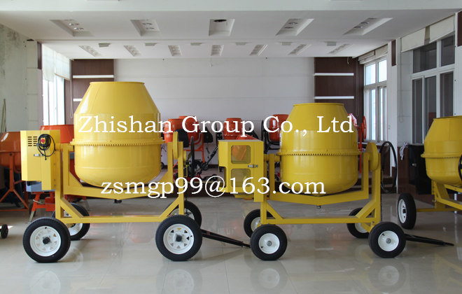 Cm800 (CM50-CM800) Electric Gasoline Diesel Portable Concrete Mixer Machine pictures & photos
