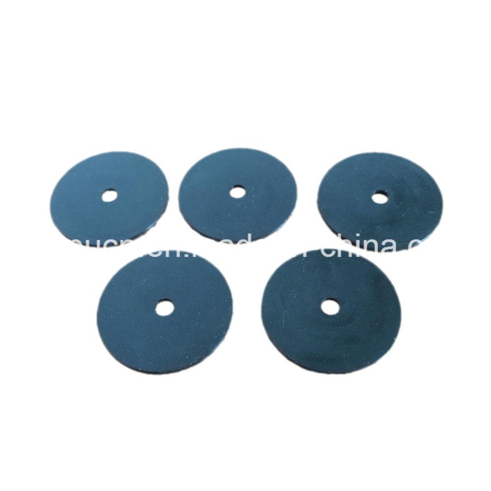 China insulator pvc plastic blind flange gasket flat