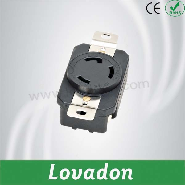 China L6-30r American Standard Socket Outlet - China American ...