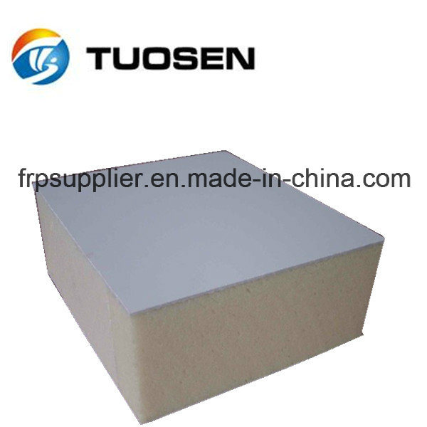 FRP PU Polyurethane Sandwich Panel Refrigerated Box Truck Sandwich Panel