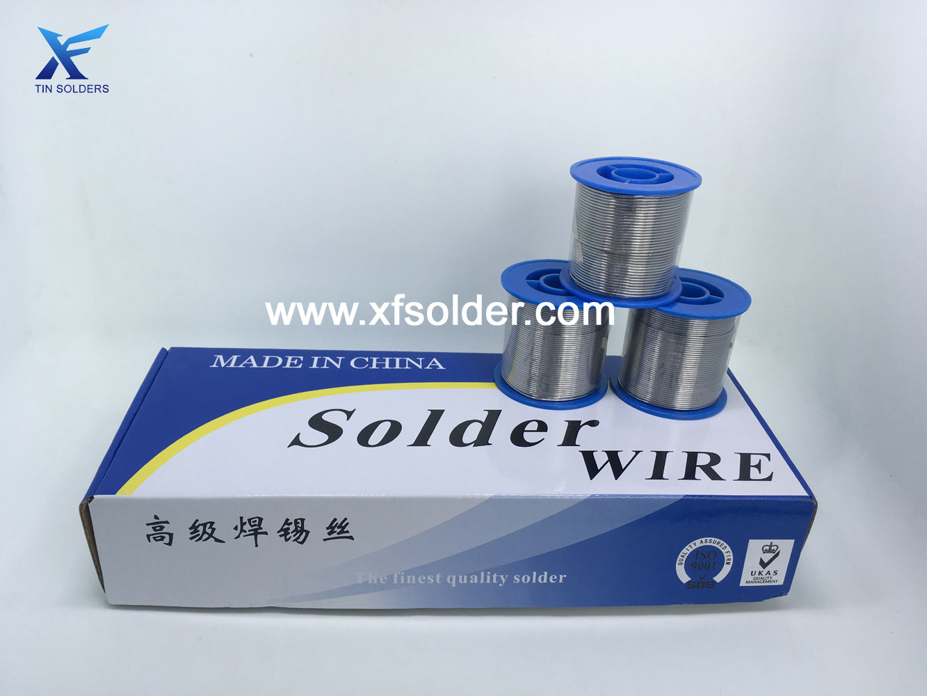China Solid Rosin Flux Core Cored Welding Wire - China Welding Wire ...