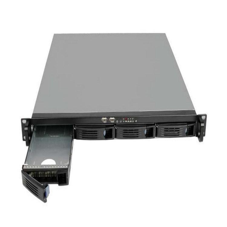 [Hot Item] Custom Made Sheet Metal Fabrication 2u 4u Rack Mount Server  Chassis