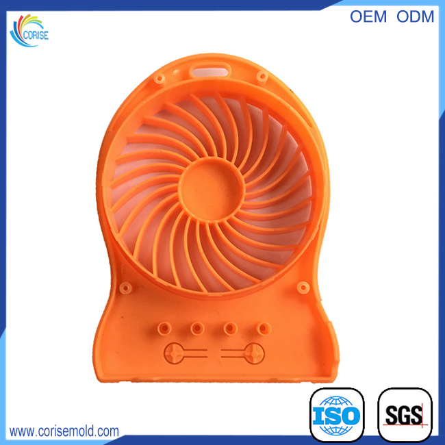 Plastic Injection Mold for Mini USB Electric Fan Auto Parts