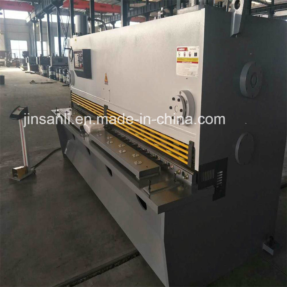 Shanghai Jinsanli Metal Sheet Plate Shearing Machine, Cutting Equipment with Best Quality pictures & photos