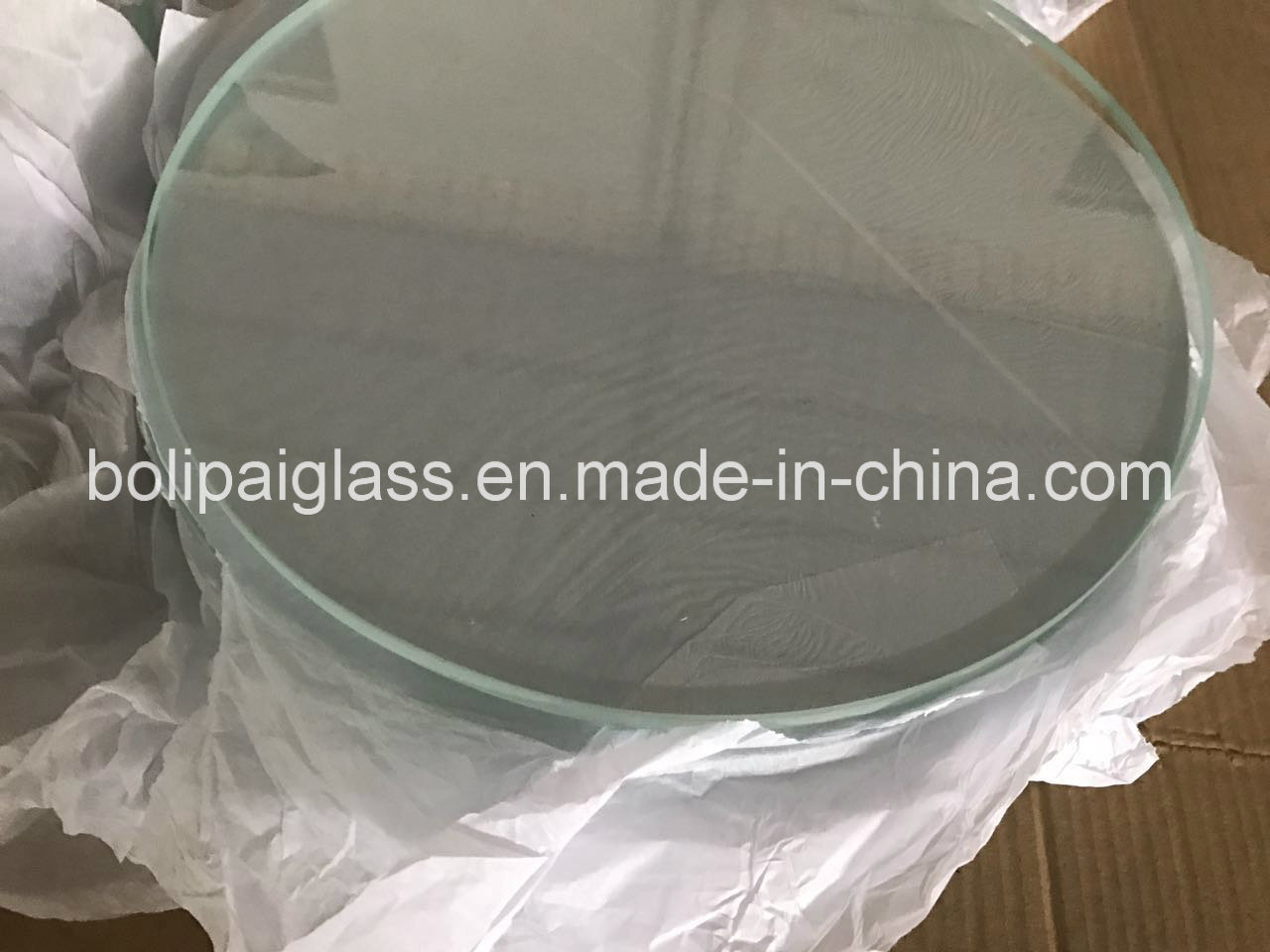 Tempered Ultra Glass Light Cover/Lighting Glass pictures & photos