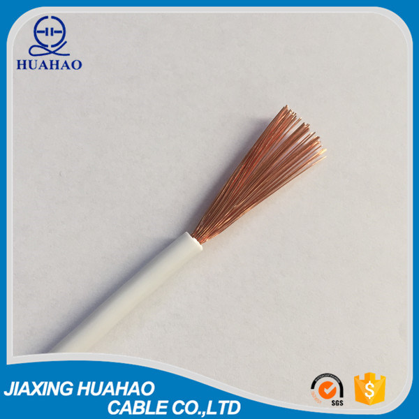China High Quality 12AWG 450/750V CCA Type RV Cable - China 16AWG RV ...