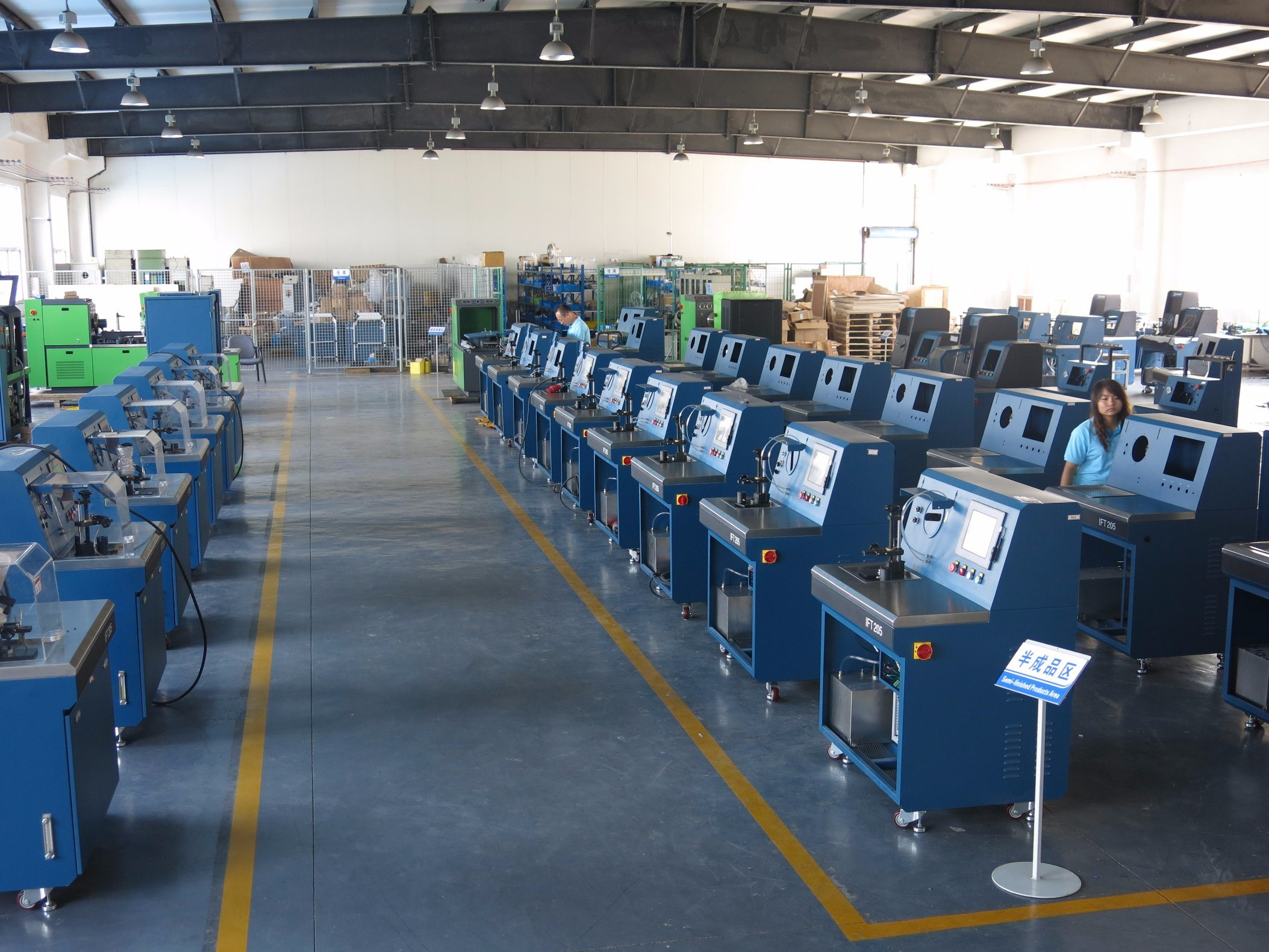Accurate High Quality Common Rail Injector Test Bench pictures & photos